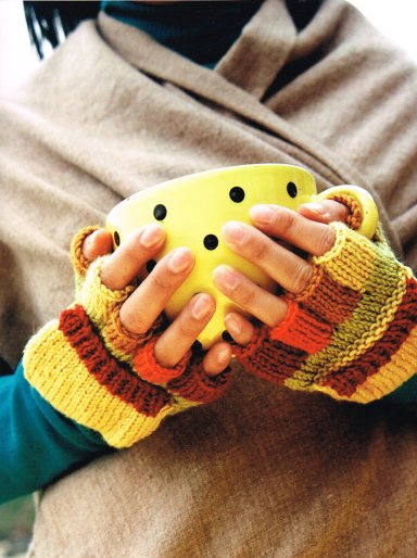 Adaptable Mitten Gloves Claire Crompton
