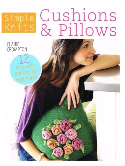 Knitted Cushions and Pillows Claire Crompton