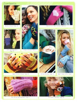 Simply Knits Mittens and Gloves Contents Claire Crompton