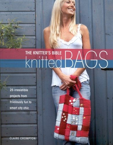 Knitted Bags Claire Crompton